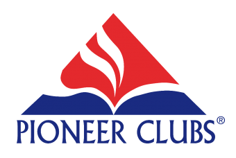 Pioneer Clubs ministry for children logo